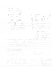 Partial Derivatives - 3