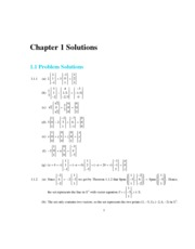 Linear Algebra book Problem Solutions