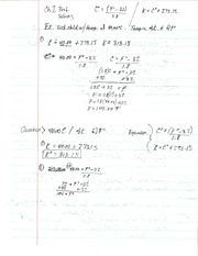 CHM 104 Ch. 1 Problem Soleving Notes