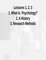 lecture1,2&3intro,history&researchmethods