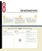 Chapter 8 Cash and Internal Controls