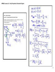 05 - Lesson 2.5 - Verify Properties of Geometric Figures (notes).pdf