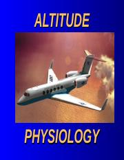 Annual Review - Altitude Physiology.ppt