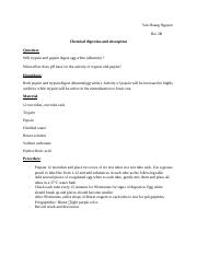 Chemical digestion and absorption (Autosaved)