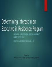 Executive in Residence Presentation (updated 12 March) (1).pptx