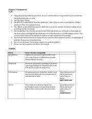 3 Pages Chapter 9 Ignment Acc Docx