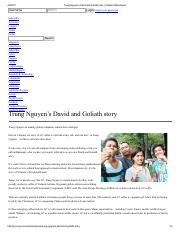 Trung Nguyen's David and Goliath story _ Global Coffee Report.pdf