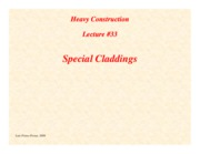HC-Lecture33-Special-Claddings