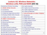 3A _Wireless PAN, LAN, WAN_S_14
