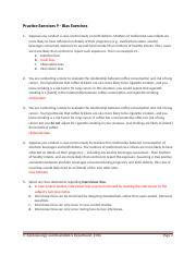 #9_Practice Exercises 9 Bias_Answer Key.docx