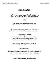 bilcans_grammar_world.doc
