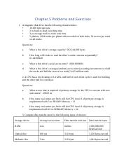Jgillis-week2-assignment3-Chapter 5 Problems and Exercises.docx