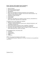 Abnormal Psychology Study Guide_Exam1.docx