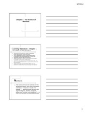 Chapter 1 Notepages