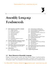 3--Assembly Language