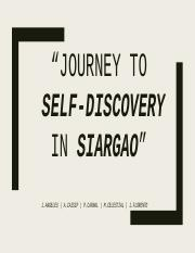 SIARGAO SELF DISCOVERY.pptx