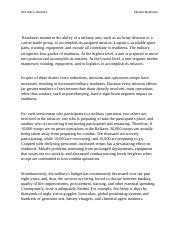 Missionreadiness_Essay_HarrisKeondre_CorrectiveAction_17May2016.docx