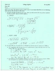 Midterm 2,3, and 4 Solutions (Karimi)