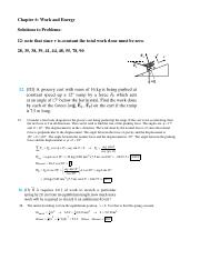 Ch 6 homework answers