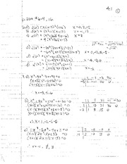 Factoring Polynomials using a new method