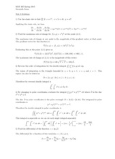 MAT 267- Exam 2 Practice Questions with answers