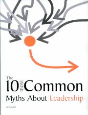 Birk, S. (2010). The 10 most common myths about leadership. Healthcare Executive, 25(6), pp. 30–38.p