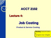 ACCT2102 - Lecture 4