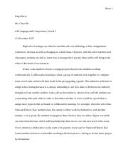 Collaborative Learning Essay.docx