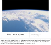 Lecture 10 - Earth - Atmosphere