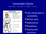 PP25 Vulnerable Clients