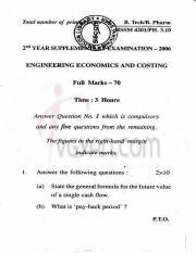 (www.entrance-exam.net)-BPUT-B.Tech 2nd Year- Engineering Economics and Costing Sample Paper 6.pdf