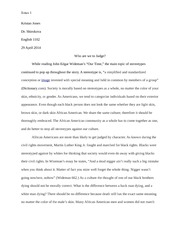 Our Time Persuasive Essay