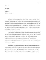 ENGL 0310 Essay 3 - Dogs vs Cats This essay will compare and ...