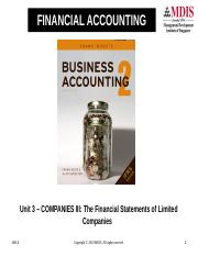 4. Companies III (The Financial Statements of Limited Companies) new.pptx