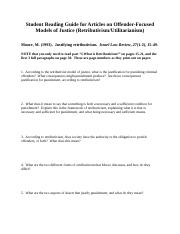 student reading guide for off-focused justice articles.docx