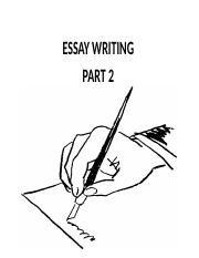 10_ Essay Writng_ Part 2