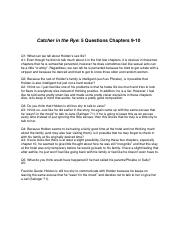 Catcher in the Rye Chapters 9-10 Questions.pdf