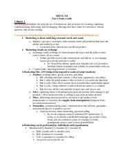 Marketing 350 test 1 study guide.docx
