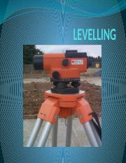 LEVELLING.pptx