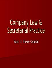 88759_Lecture 3 (1) share capital