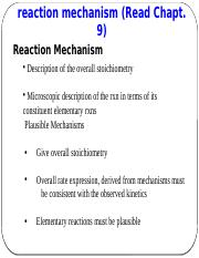 Rate from Mechanism.pptx