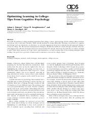 Putnam et al 2106 PerPsychScience Optimizing Learning in College.pdf