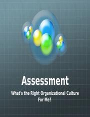 What's the Right Organizational Culture For Me.pptx