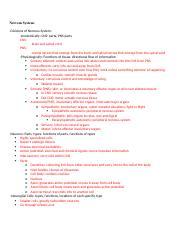 Lab3 Organization Of Nervous Tissue Rpt Organization Of