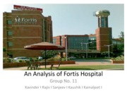 143548113-Analysis-of-Fortis-Healthcare