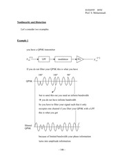 RFIC_Lecture_Note_No9_p146-p166 (Linearity)