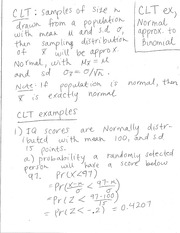 Lecture 7 Professors Class Notes