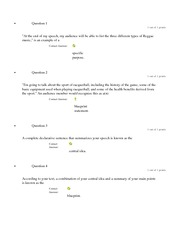 COM 115 Chapter 6 Quiz questions and answers
