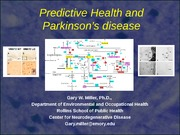 PredictiveHealthLecture-Miller[2]