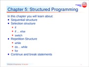 Chapter5_StructuredProgramming-new